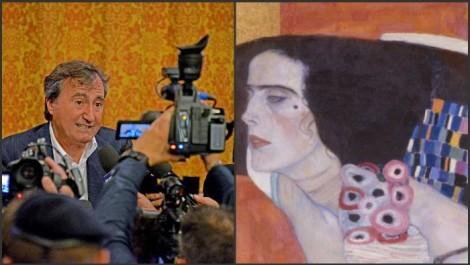 Brugnaro e la vendita di Klimt e Chagall.