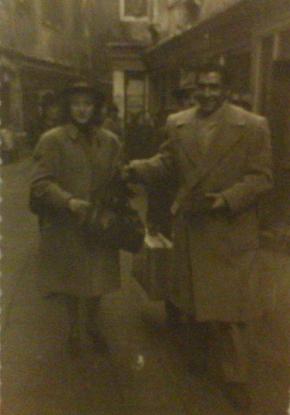 Maria Giorgina e Sergio Proietto