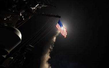 missili Usa su Siria